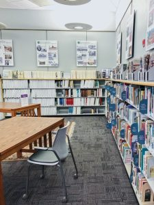 Image of the Archives & Local History Reading Room