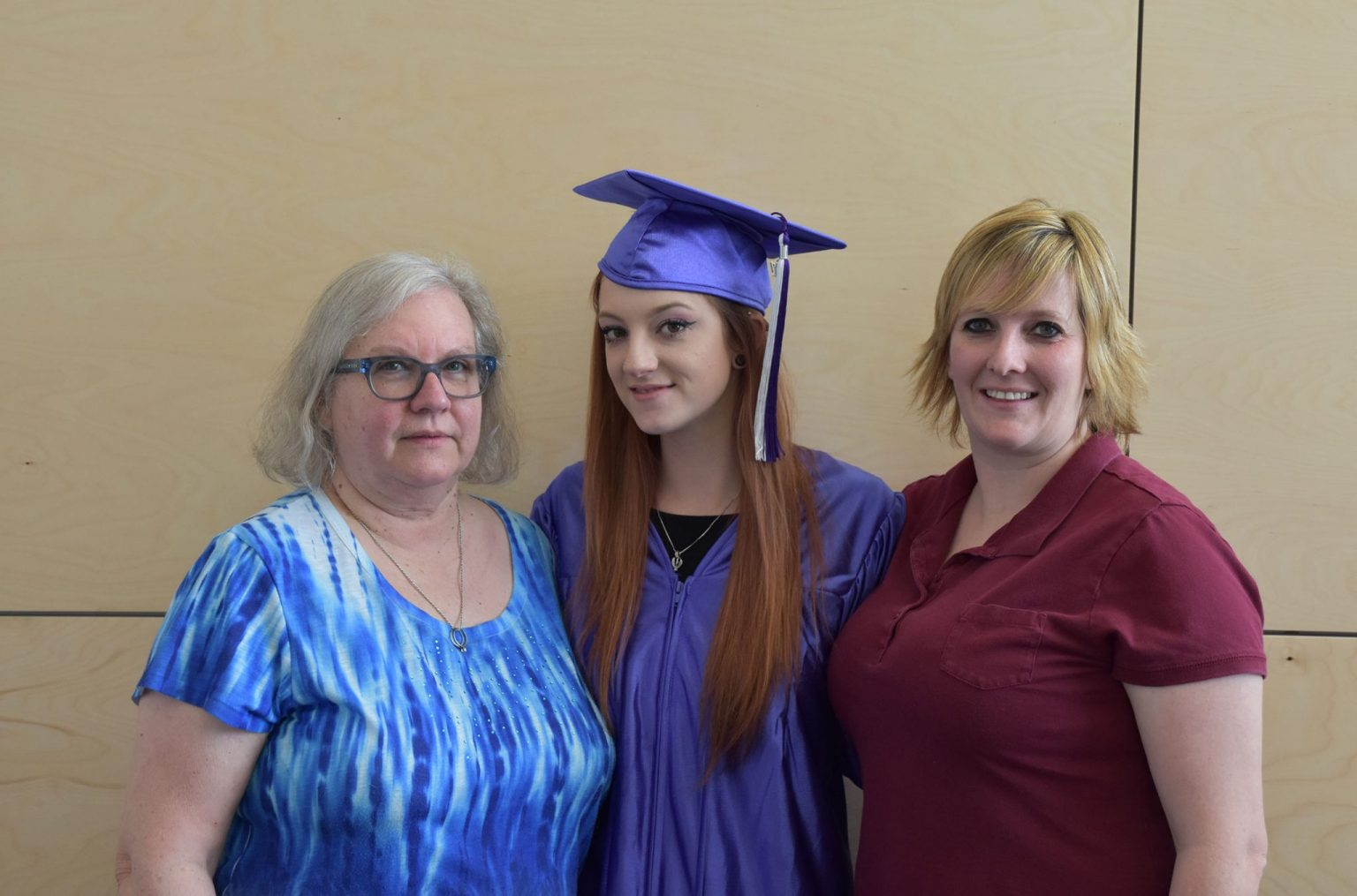 The graduation ceremony marks the start of the next step for high school equivalency graduates.