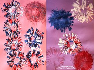 Fireworks-Painting-Kids-4th-of-July-Craft