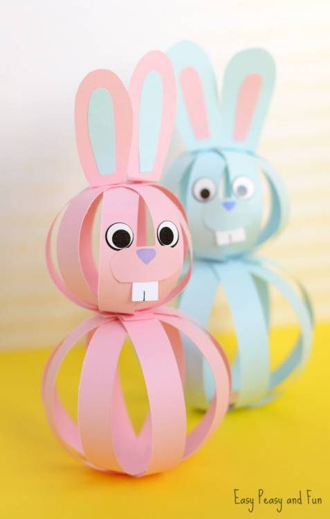 Paper-Bunny-Craft-for-Kids